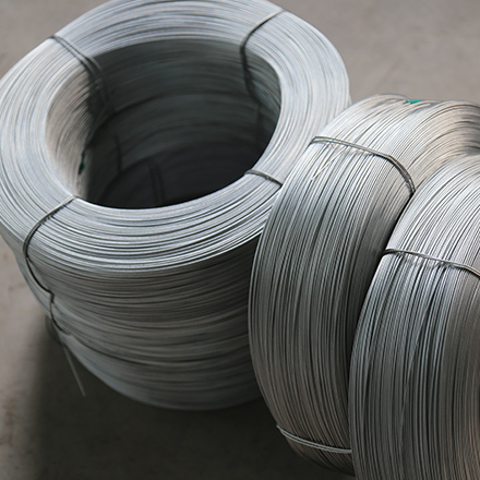 5mm Galvanised wire ropes