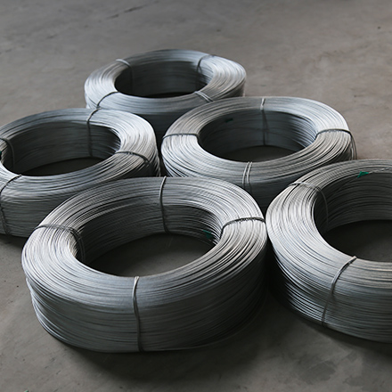 2.1mm Galvanized steel wire rope