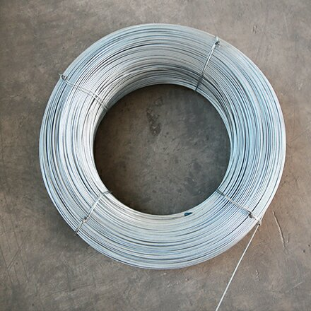 1mm Galvanised wire ropes