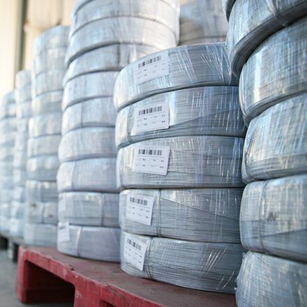 galvanized wire rope price